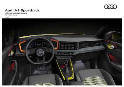 2018 Audi A1 Sportback 51