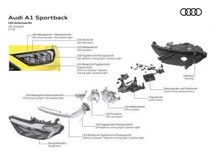 2018 Audi A1 Sportback 55