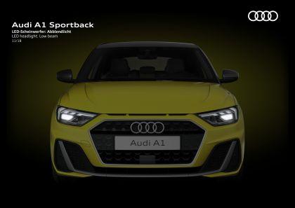 2018 Audi A1 Sportback 29