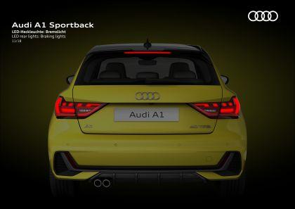 2018 Audi A1 Sportback 31