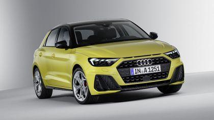 2018 Audi A1 Sportback 7