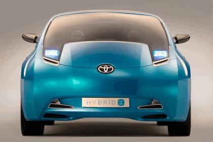 2007 Toyota Hybrid X concept 1