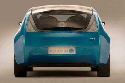 2007 Toyota Hybrid X concept 3