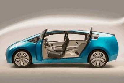 2007 Toyota Hybrid X concept 5