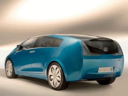 2007 Toyota Hybrid X concept 7