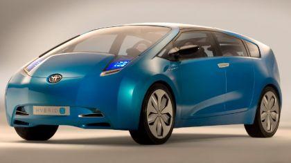 2007 Toyota Hybrid X concept 2