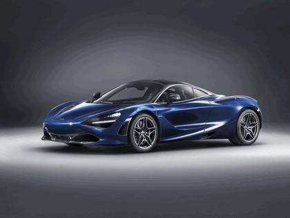 2018 McLaren 720S in Atlantic Blue by MSO 1