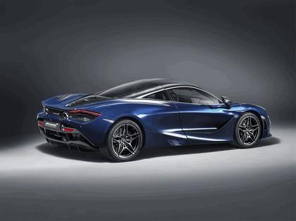 2018 McLaren 720S in Atlantic Blue by MSO 2