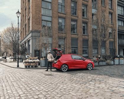 2018 Ford Fiesta Van - UK version 3