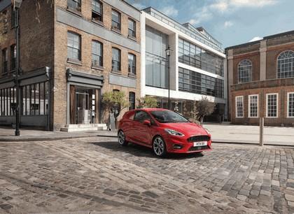 2018 Ford Fiesta Van - UK version 4