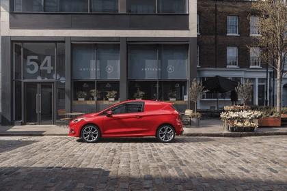 2018 Ford Fiesta Van - UK version 5