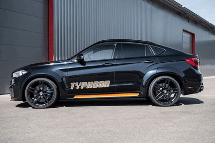 2018 G-Power X6 ( F86 ) M Typhoon ( based on BMW X6 M F86 ) 5