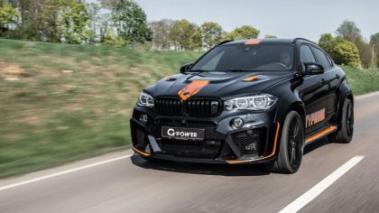 2018 G-Power X6 ( F86 ) M Typhoon ( based on BMW X6 M F86 ) 9