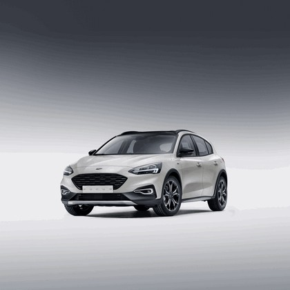 2018 Ford Focus Active 22