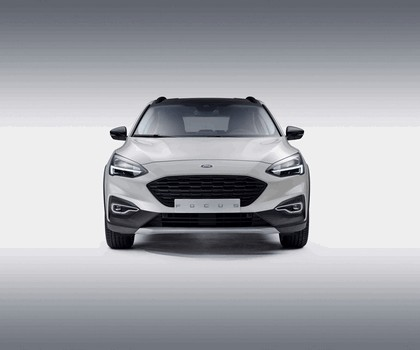 2018 Ford Focus Active 25