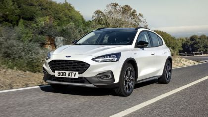 2018 Ford Focus Active 5