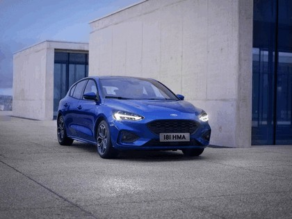 2018 Ford Focus ST-line 52