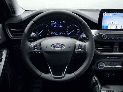 2018 Ford Focus SW Titanium 24