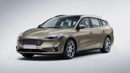 2018 Ford Focus SW Titanium 4