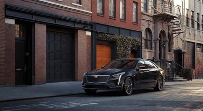 2019 Cadillac CT6 V-Sport 1