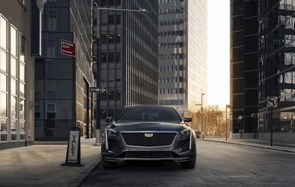 2019 Cadillac CT6 V-Sport 5