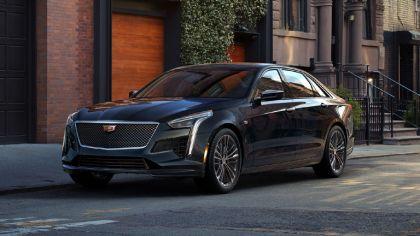2019 Cadillac CT6 V-Sport 7