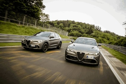 2018 Alfa Romeo Giulia Quadrifoglio Nring 7