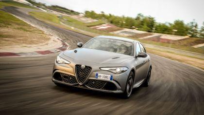 2018 Alfa Romeo Giulia Quadrifoglio Nring 3