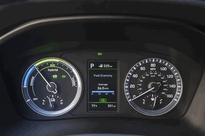 2018 Hyundai Sonata Hybrid 16