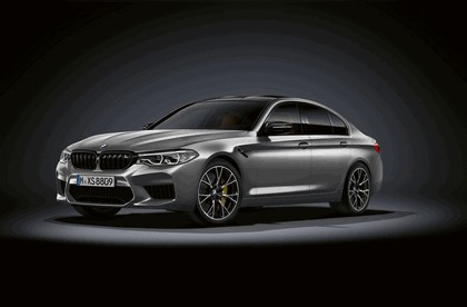 2018 BMW M5 Competition 1