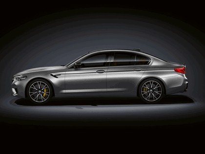2018 BMW M5 Competition 2