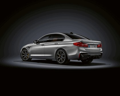 2018 BMW M5 Competition 3