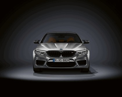 2018 BMW M5 Competition 5