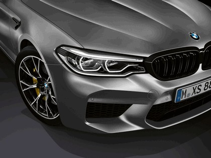 2018 BMW M5 Competition 7