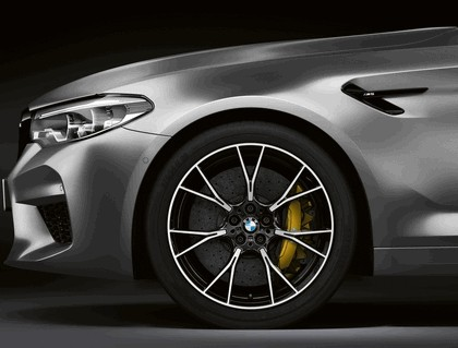 2018 BMW M5 Competition 8