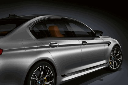2018 BMW M5 Competition 9