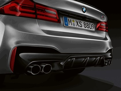 2018 BMW M5 Competition 10