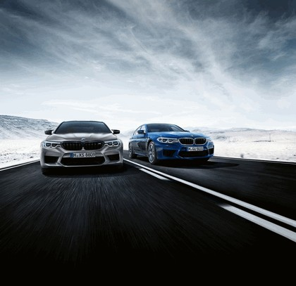 2018 BMW M5 Competition 12