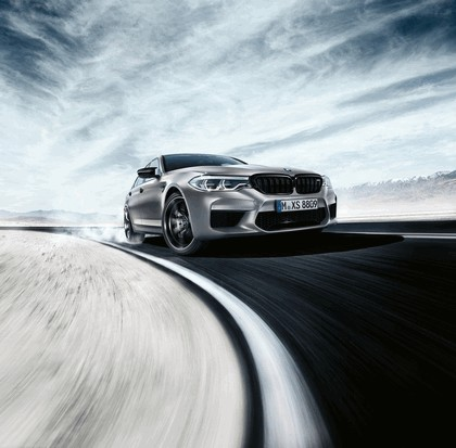 2018 BMW M5 Competition 14