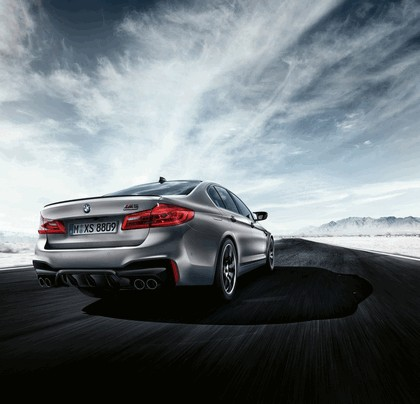 2018 BMW M5 Competition 17