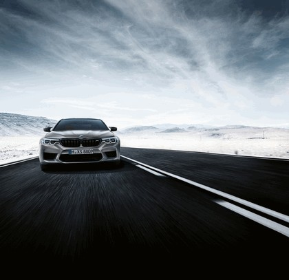 2018 BMW M5 Competition 19