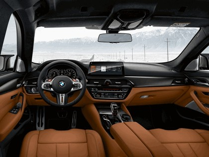 2018 BMW M5 Competition 24
