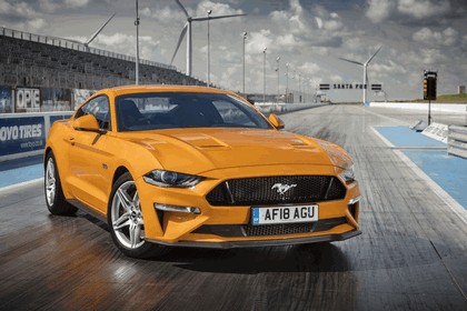 2018 Ford Mustang 5.0 GT - UK version 1