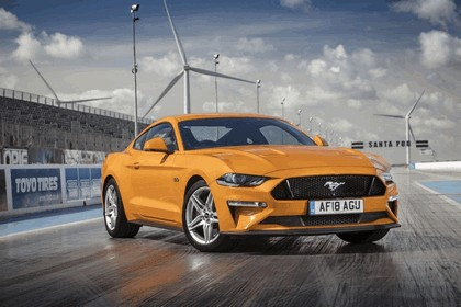 2018 Ford Mustang 5.0 GT - UK version 2