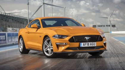 2018 Ford Mustang 5.0 GT - UK version 9