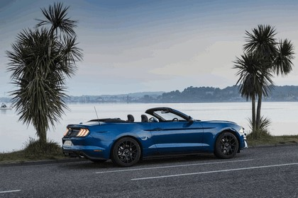 2018 Ford Mustang convertible - UK version 2