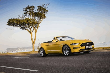 2018 Ford Mustang convertible - UK version 7