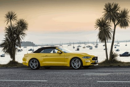 2018 Ford Mustang convertible - UK version 9