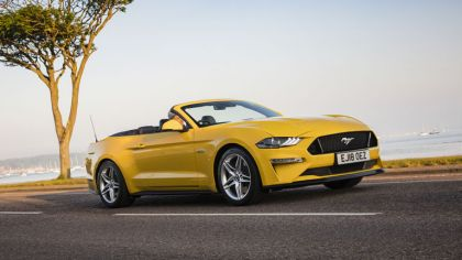 2018 Ford Mustang convertible - UK version 8