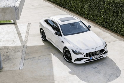 2018 Mercedes-AMG GT 4-door coupé 19